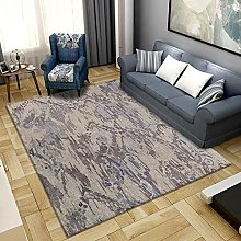 Area Rug,Gray 120x200cm Rug,For Bedroom Living