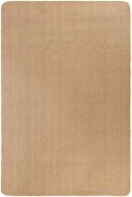 Area Rug Jute with Latex Backing 120x180 cm