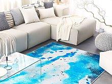 Area Rug Multicolour Fabric 160 x 230 cm