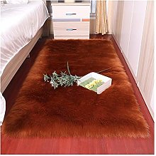 Area Rug Plush Soft Bedroom Carpet Bedside Bay