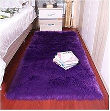 Area Rug Plush Soft Bedroom Carpet Bedside Bay