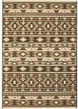 Area Rug Sisal Look Indoor/Outdoor 80x150cm Ethnic
