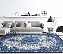 Area Rugs Blue Persian Style Pattern Area Rugs