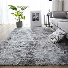 Area Rugs Fluffy Bedroom Carpet Shaggy Living Room