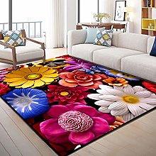 Area Rugs For Living Room,Modern Soft Anti Slip