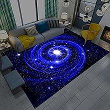 Area Rugs Home Decor Large Carpets Blue whirlpool
