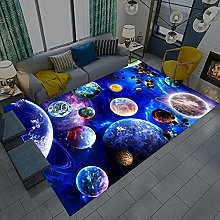 Area Rugs Home Decor Large Carpets Colorful planet