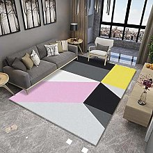 Area Rugs Nordic style Rectangle Living Room