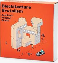 Areaware Blockitecture Brutalism Building Ornament