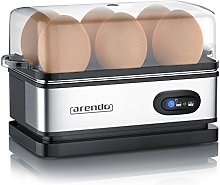 Arendo - Electric Egg Boiler - Automatic Cooker