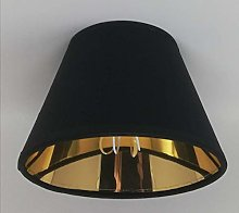 ArG Lighting Black Small Candle Clip On Fabric
