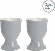 Argon Tableware Coloured Egg Cup Set - Modern