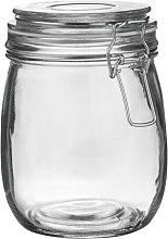 Argon Tableware Glass Storage Jar With Airtight