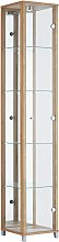 Argos Home 1 Glass Door Display Cabinet - Oak
