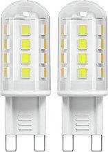 Argos Home 2W LED G9 Light Bulb - 2 Pack