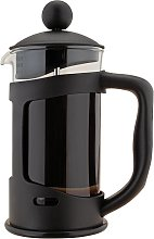 Argos Home 3 Cup Plastic Cafetiere - Black