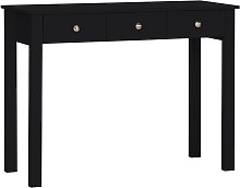 Argos Home 3 Drawer Osaka Dressing Table Desk -