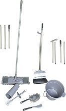 Argos Home 6 Piece Total Cleaning Set