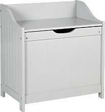 Argos Home 60 Litre Monks Bench Style Laundry Box
