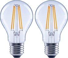 Argos Home 6W LED ES Light Bulb - 2 Pack