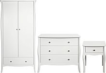 Argos Home Amelie 3 Piece 2 Door Wardrobe Set -