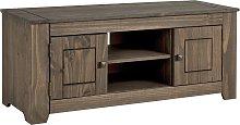 Argos Home Amersham Large Solid Wood TV Unit -