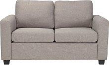 Argos Home Apartment 2 Seater Fabric Sofa Bed -