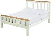 Argos Home Aubrey Superking Bed Frame - Two Tone