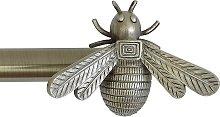 Argos Home Bee 110-300cm Extendable Curtain Pole
