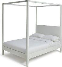 Argos Home Blissford Four Poster Double Bed Frame