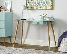 Argos Home Bodie Desk - Blue