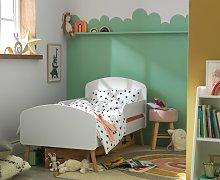 Argos Home Bodie Toddler Bed and Kids Mattress -
