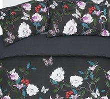 Argos Home Bold Floral Bedding Set - Single