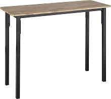 Argos Home Bolitzo Office Desk - Wood Effect