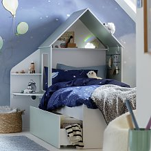 Argos Home Boutique Single Cabin Bed & Kids