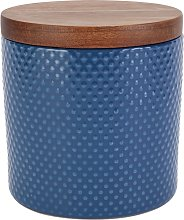 Argos Home Brights Canister - Blue