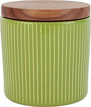 Argos Home Brights Canister - Green