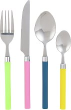Argos Home Brights Coloured Handle Cutlery