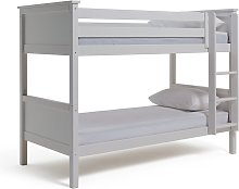Argos Home Brooklyn Bunk Bed Frame - White