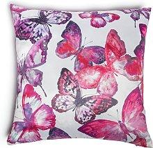 Argos Home Butterfly Cushion