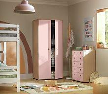 Argos Home Camden 3 Piece 2 Door Wardrobe Set