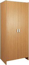 Argos Home Capella 2 Door Wardrobe - Oak