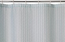 Argos Home Chevron Shower Curtain