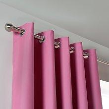 Argos Home Children's Blackout Eyelet Curtains - Pink