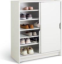 Argos Home Chloe Sliding Door Shoe Cabinet