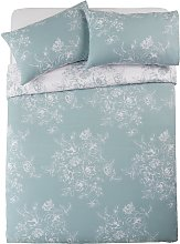 Argos Home Classic Floral Bedding Set - Double