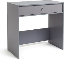 Argos Home Compact Laptop Desk - Grey