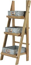 Argos Home Curated Ladder Planter