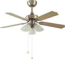 Argos Home Curico Ceiling Fan