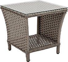 Argos Home Dave 2 Seater Bistro Garden Table